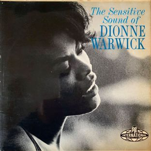Dionne Warwick ‎- The Sensitive Sound Of Dionne Warwick (LP) (G++/G++)